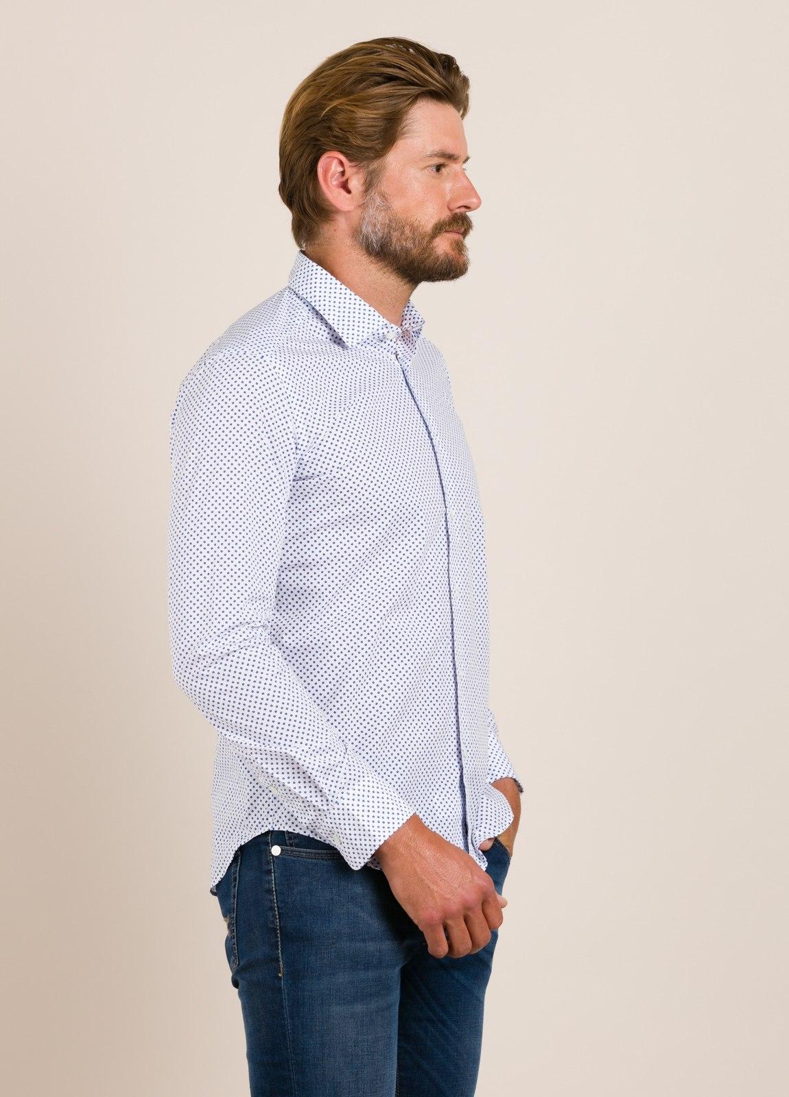 Camisa sport ROBERT FRIEDMAN estrellas - Ítem1