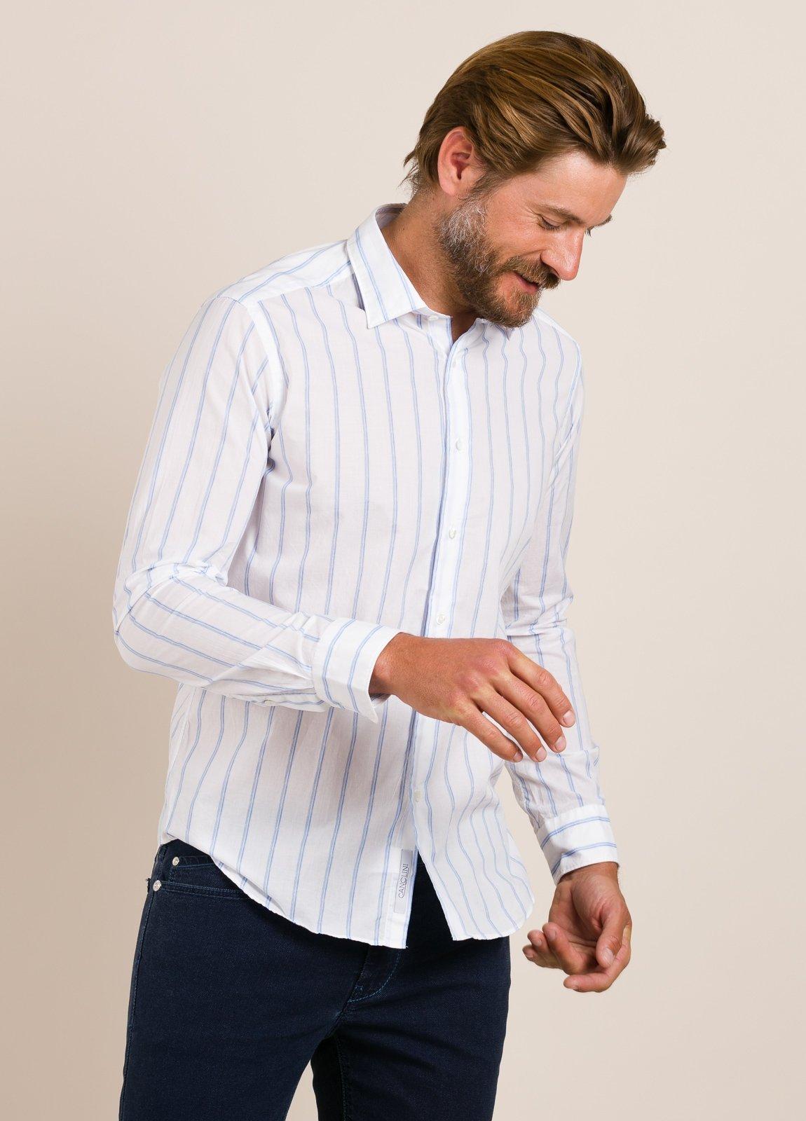 Camisa sport ROBERT FRIEDMAN rayas - Ítem2