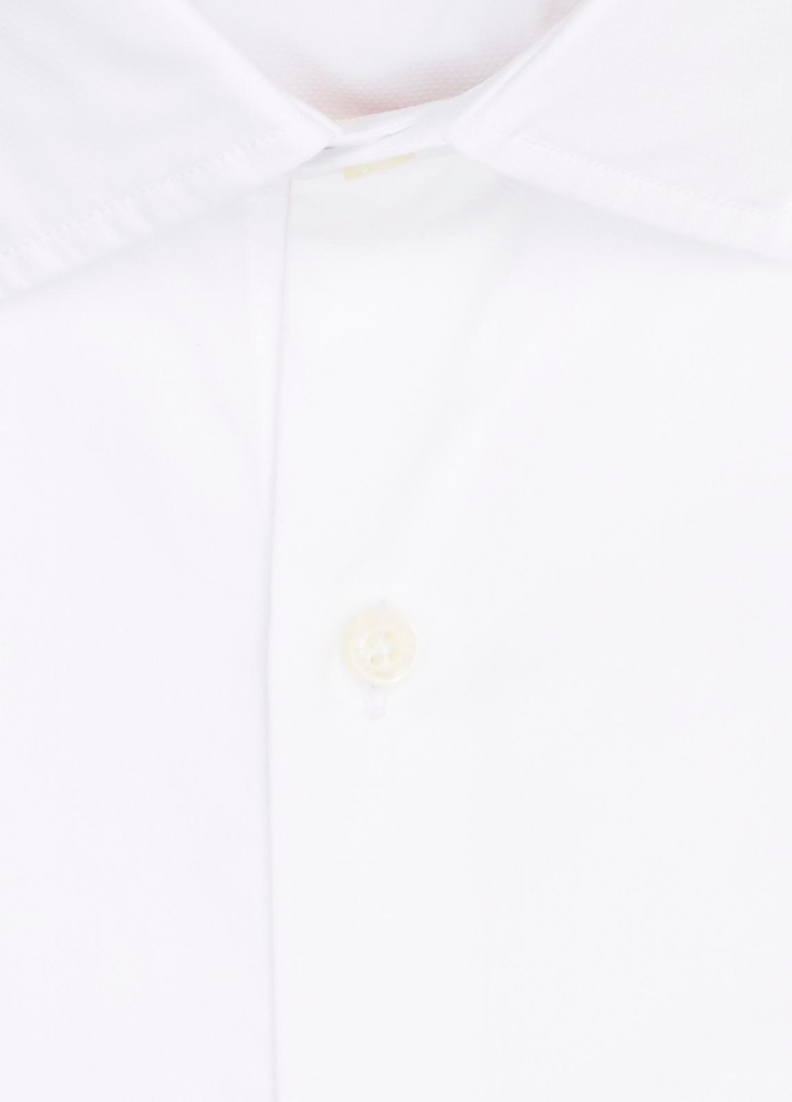 Camisa Casual Wear FUREST COLECCIÓN slim fit textura blanco - Ítem1
