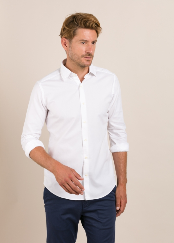 Camisa Casual Wear FUREST COLECCIÓN slim fit fil.