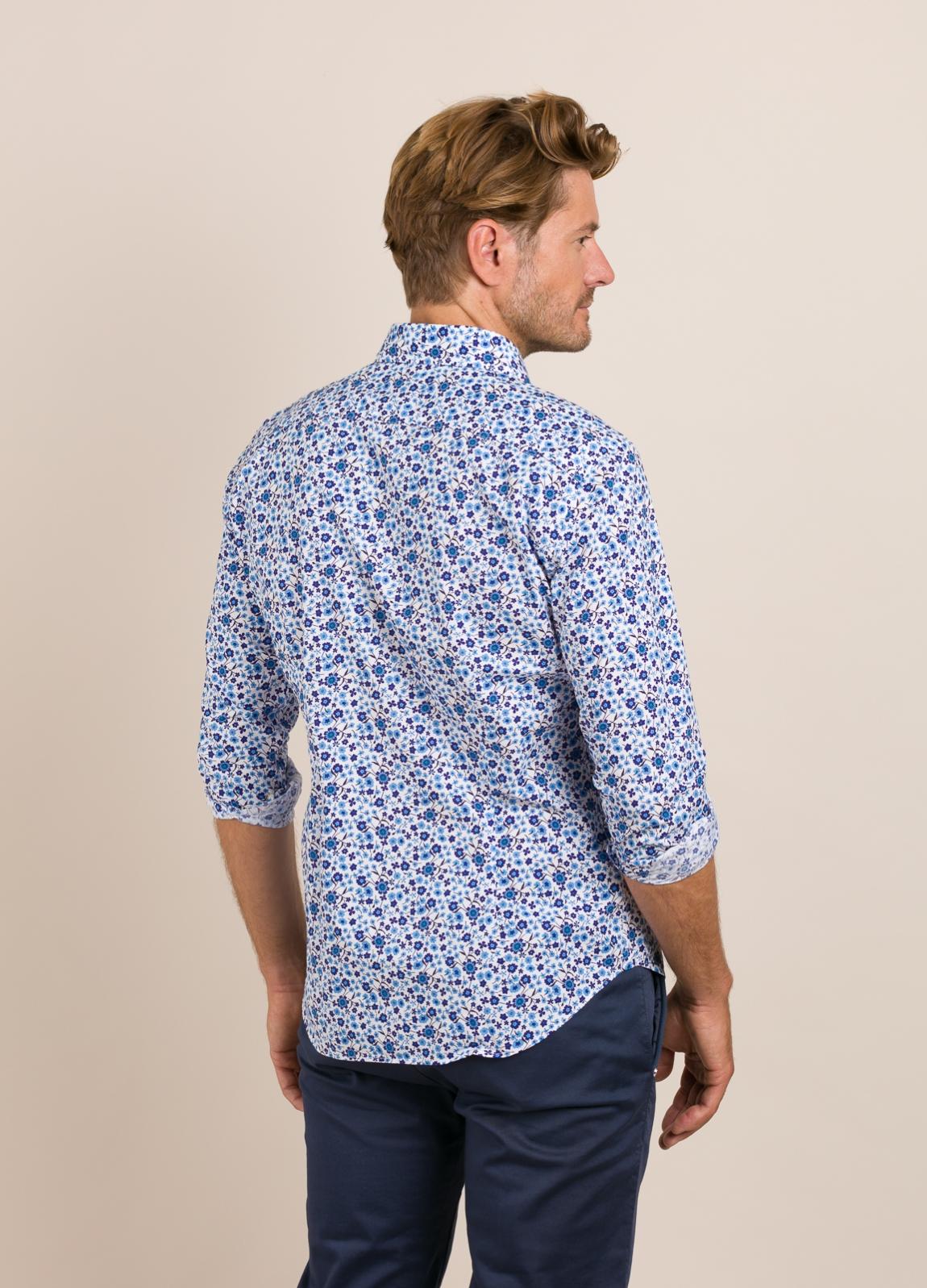 Camisa Casual Wear FUREST COLECCIÓN slim fit. - Ítem2