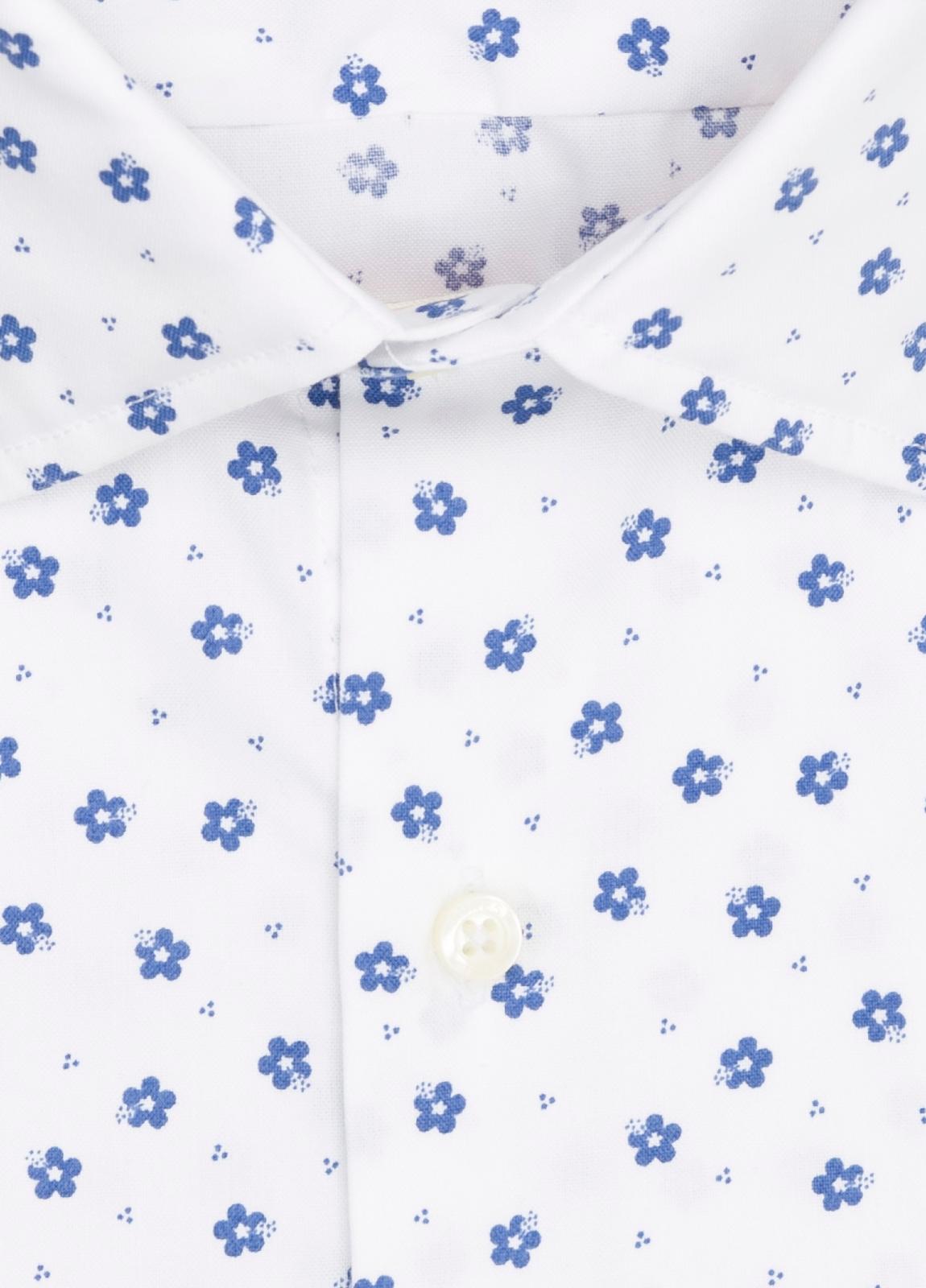 Camisa Casual Wear FUREST COLECCIÓN slim fit estampado flores - Ítem1