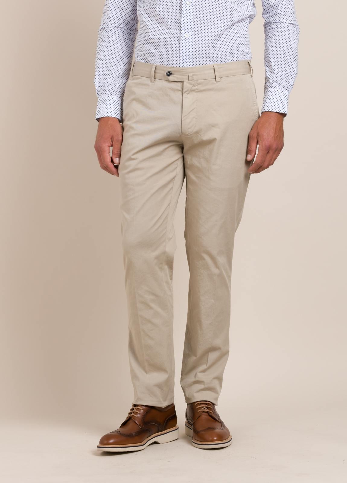 Pantalón chino FUREST COLECCIÓN Slim Fit beige - Ítem2