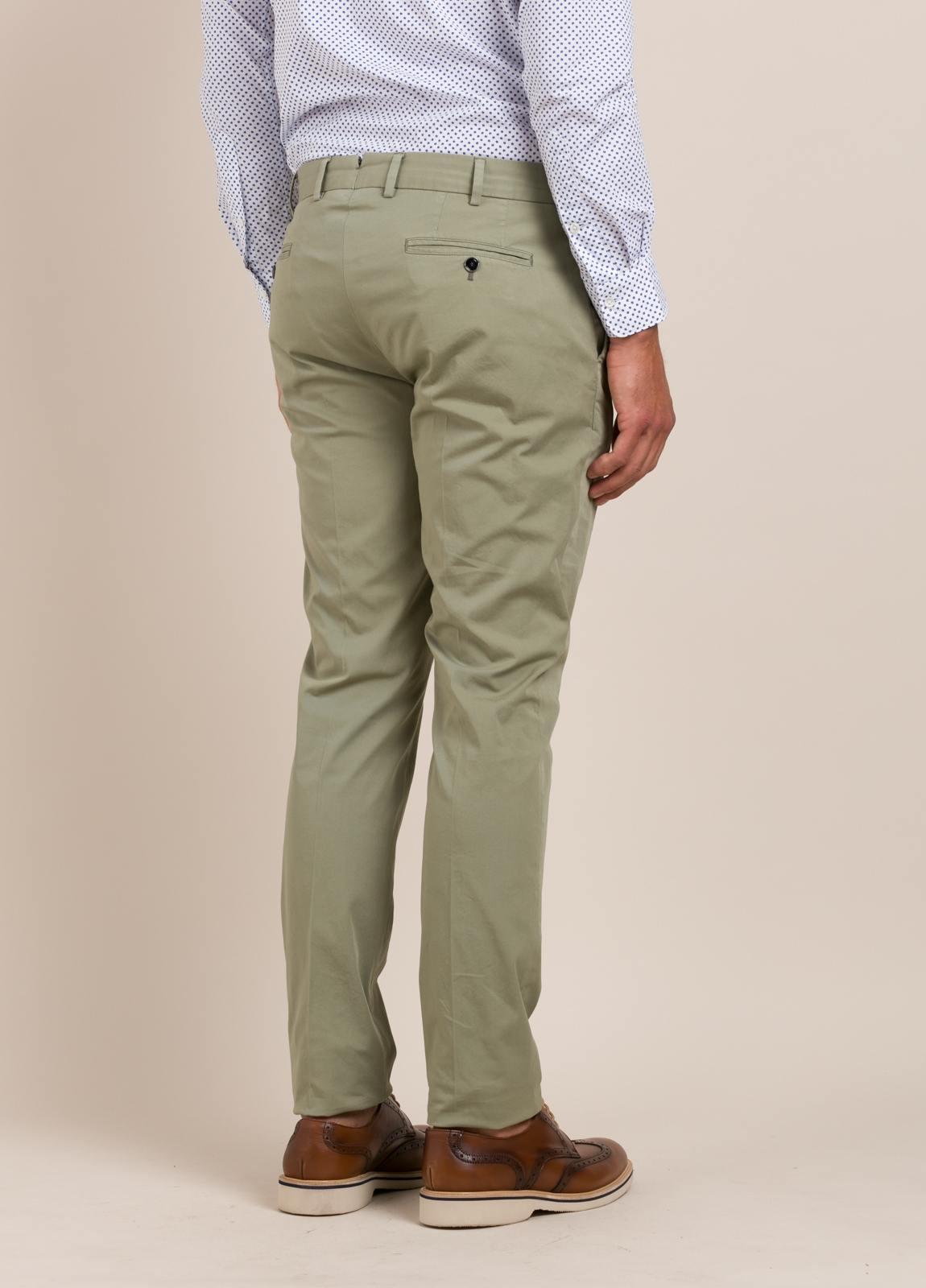 Pantalón chino FUREST COLECCIÓN Slim Fit kaki - Ítem3