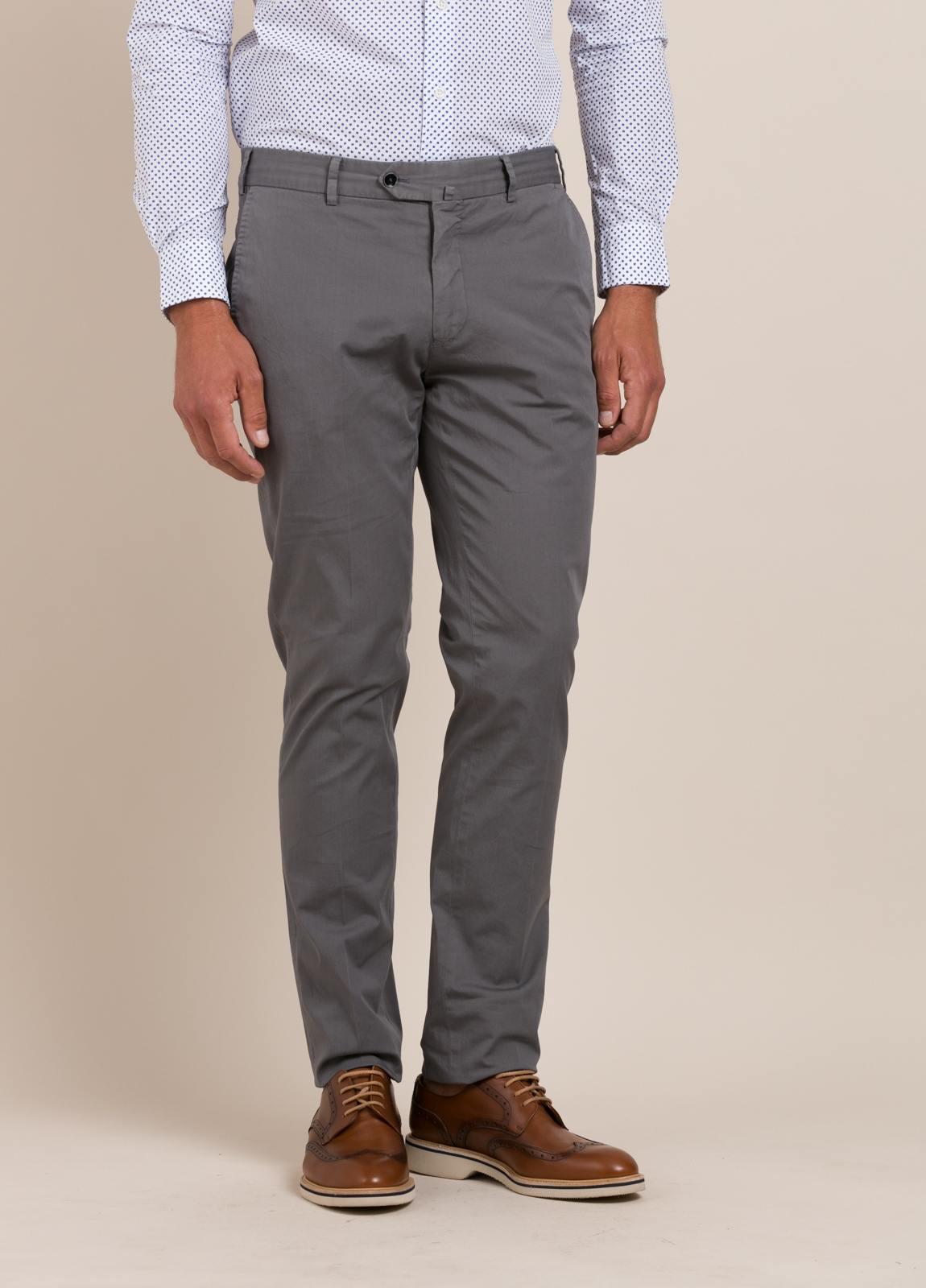 Pantalón chino FUREST COLECCIÓN Slim Fit gris - Ítem2