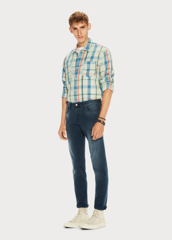Pantalón DENIM SCOTCH & SODA azul