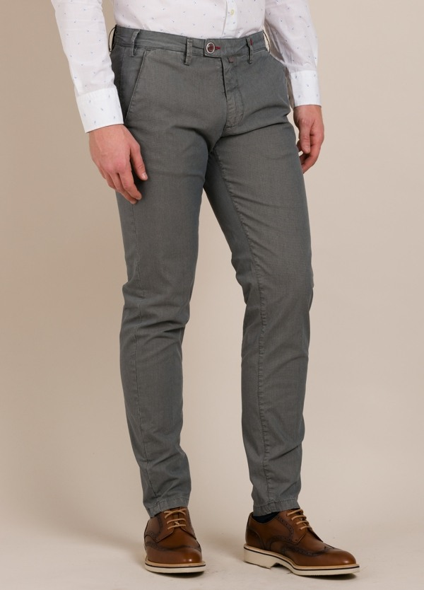Pantalón Chino BARONIO gris - Ítem1