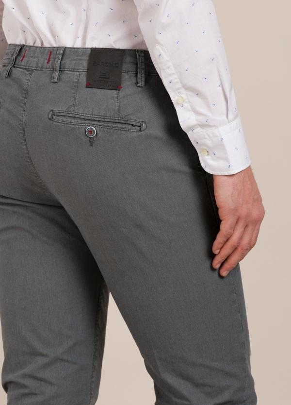 Pantalón Chino BARONIO gris - Ítem3