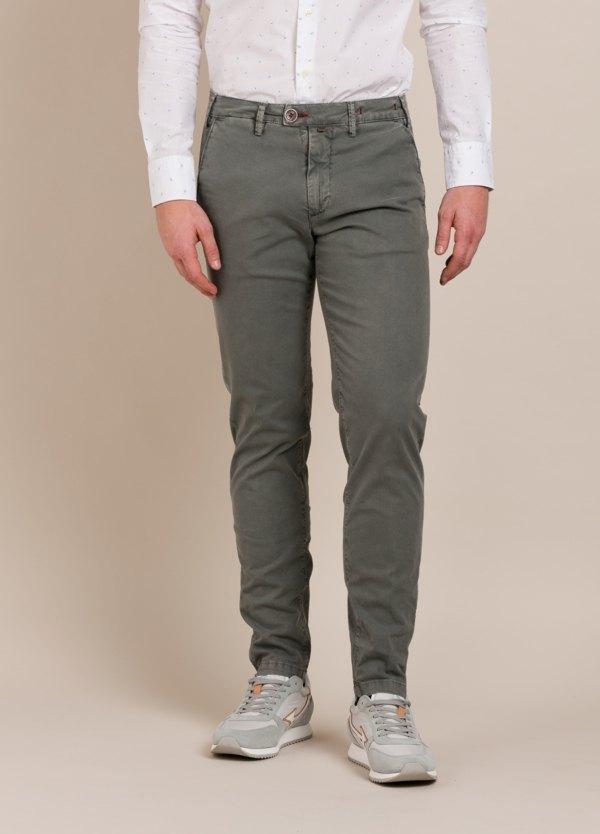 Pantalón chino BARONIO gris