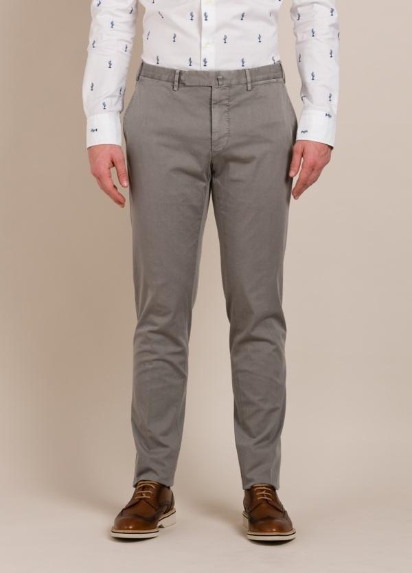 Pantalón sport SANTANIELLO slim fit gris