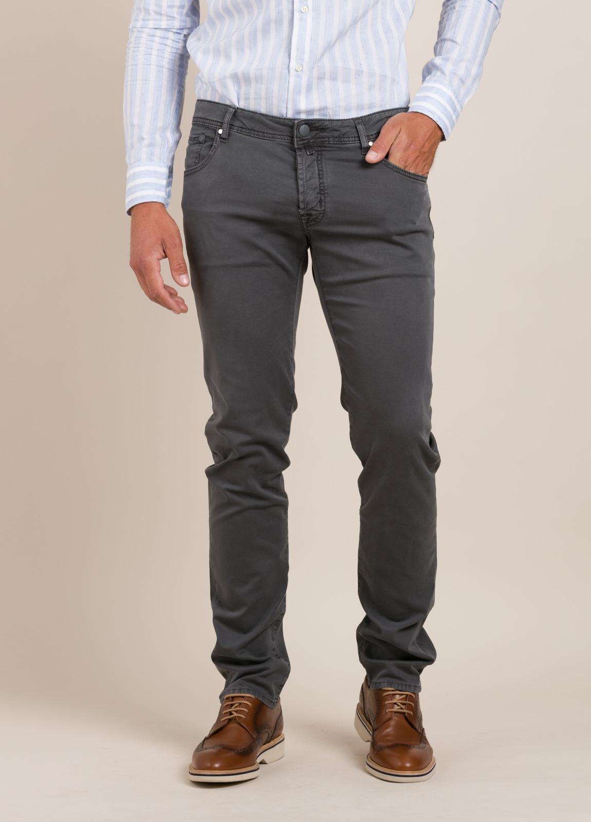 Pantalón tejano JACOB COHEN gris oscuro - Ítem3