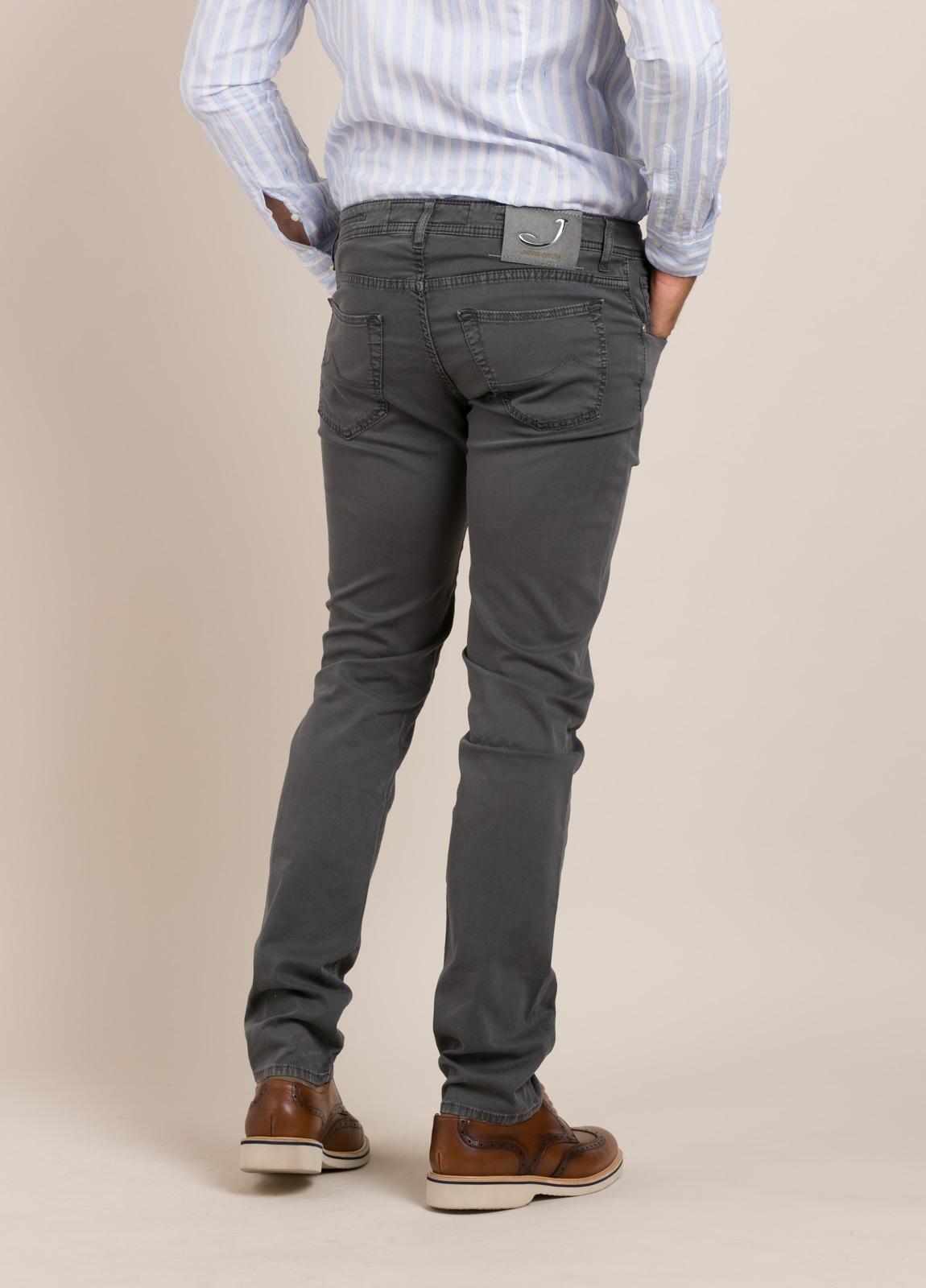 Pantalón tejano JACOB COHEN gris oscuro - Ítem2