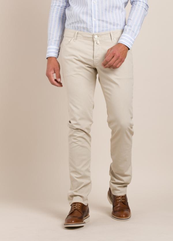 Pantalón 5 bolsillos JACOB COHEN beige