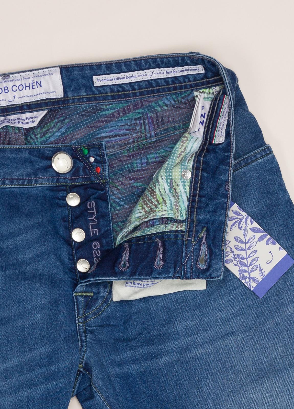 Pantalón tejano JACOB COHEN azul denim - Ítem3