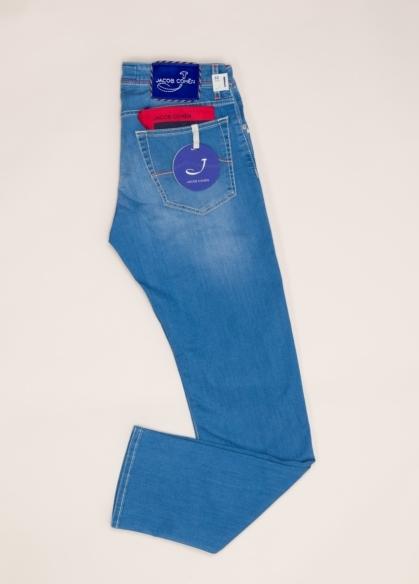 Pantalón tejano JACOB COHEN azul medio - Ítem4