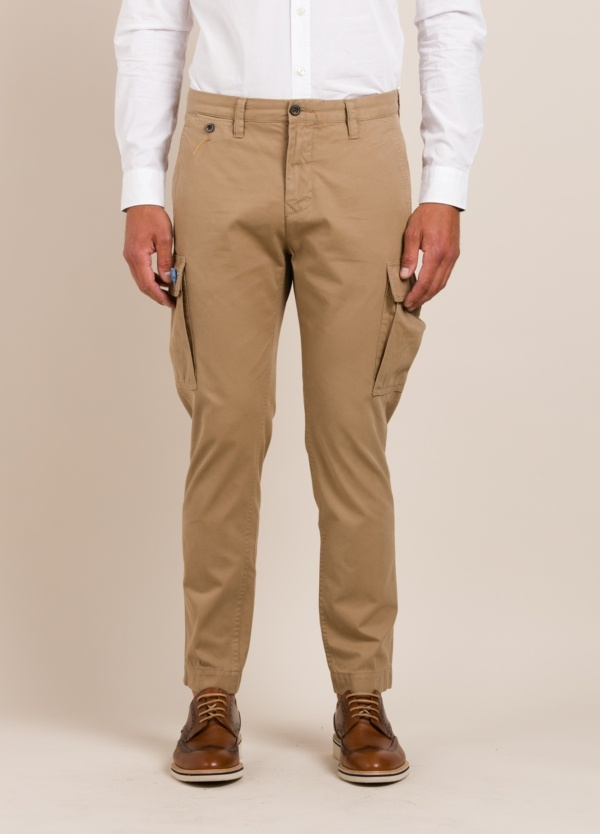 Pantalón chino AT.P.CO tostado