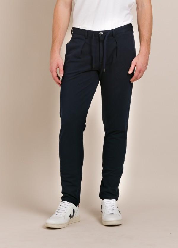 Pantalón CIRCOLO color azul marino