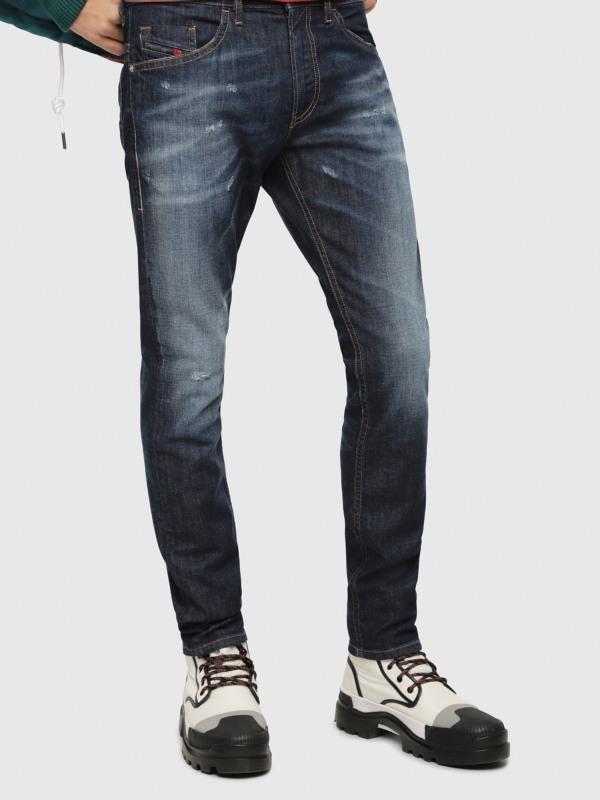 Pantalón tejano DIESEL stretch azul