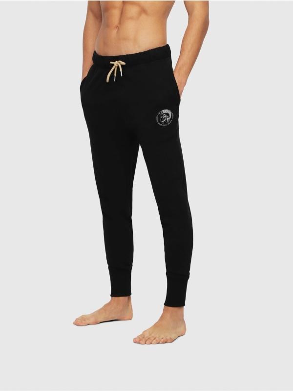 Pantalón deportivo DIESEL negro