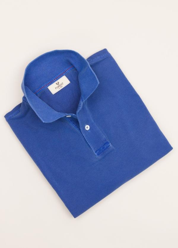 Polo FUREST COLECCIÓN azul tinta