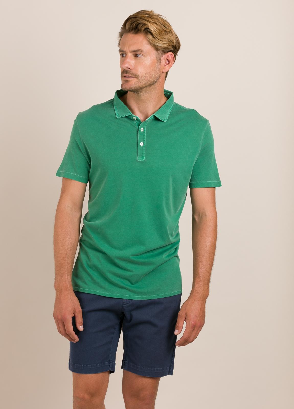 Polo FUREST COLECCIÓN verde