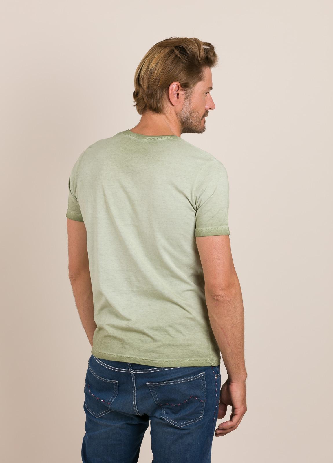 Camiseta BOB estampado vintage verde - Ítem1