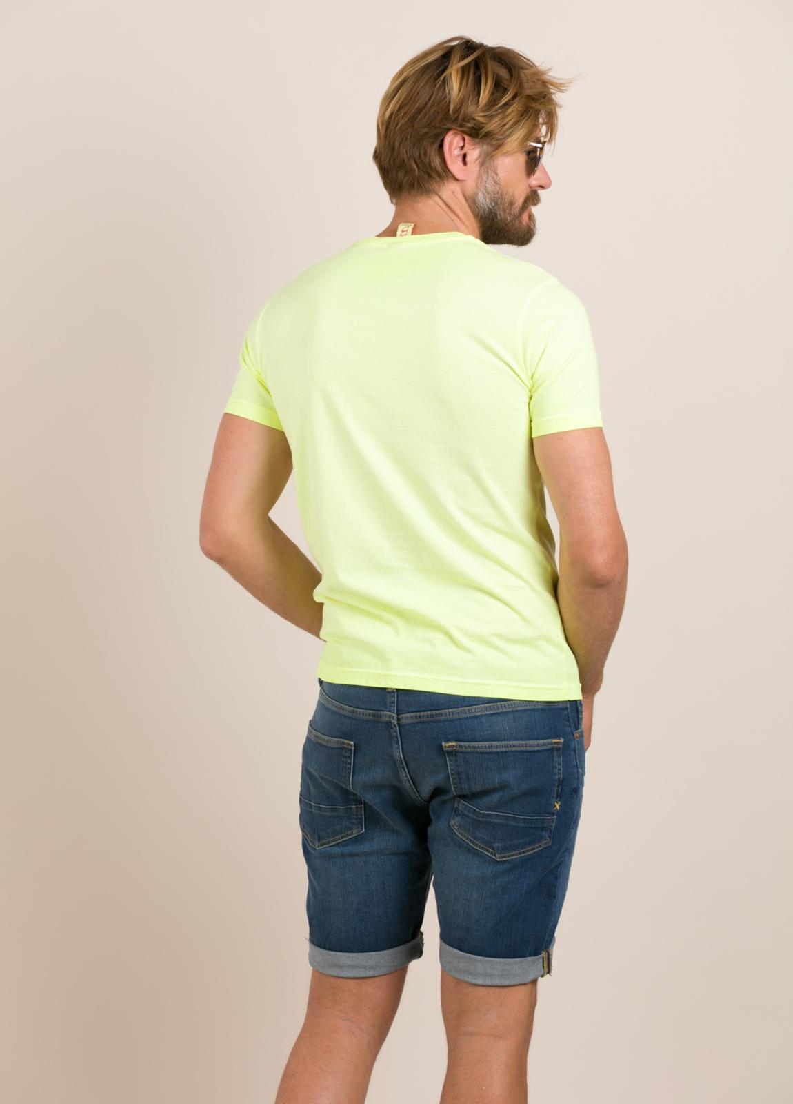 Camiseta BOB estampado vintage lima - Ítem1