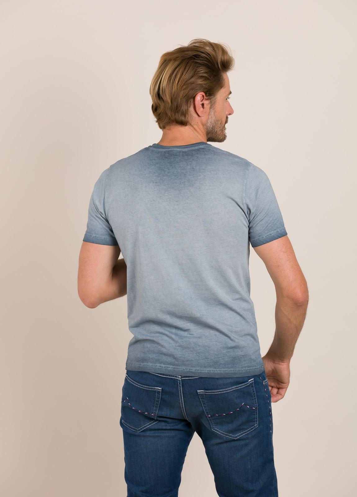 Camiseta BOB estampado vintage azul - Ítem1