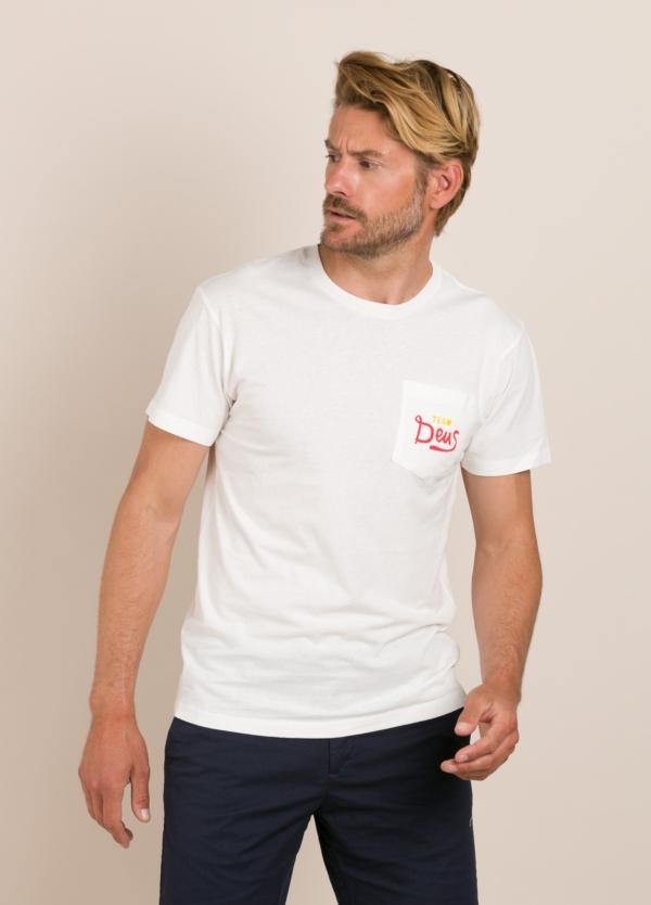 Camiseta DEUS blanco