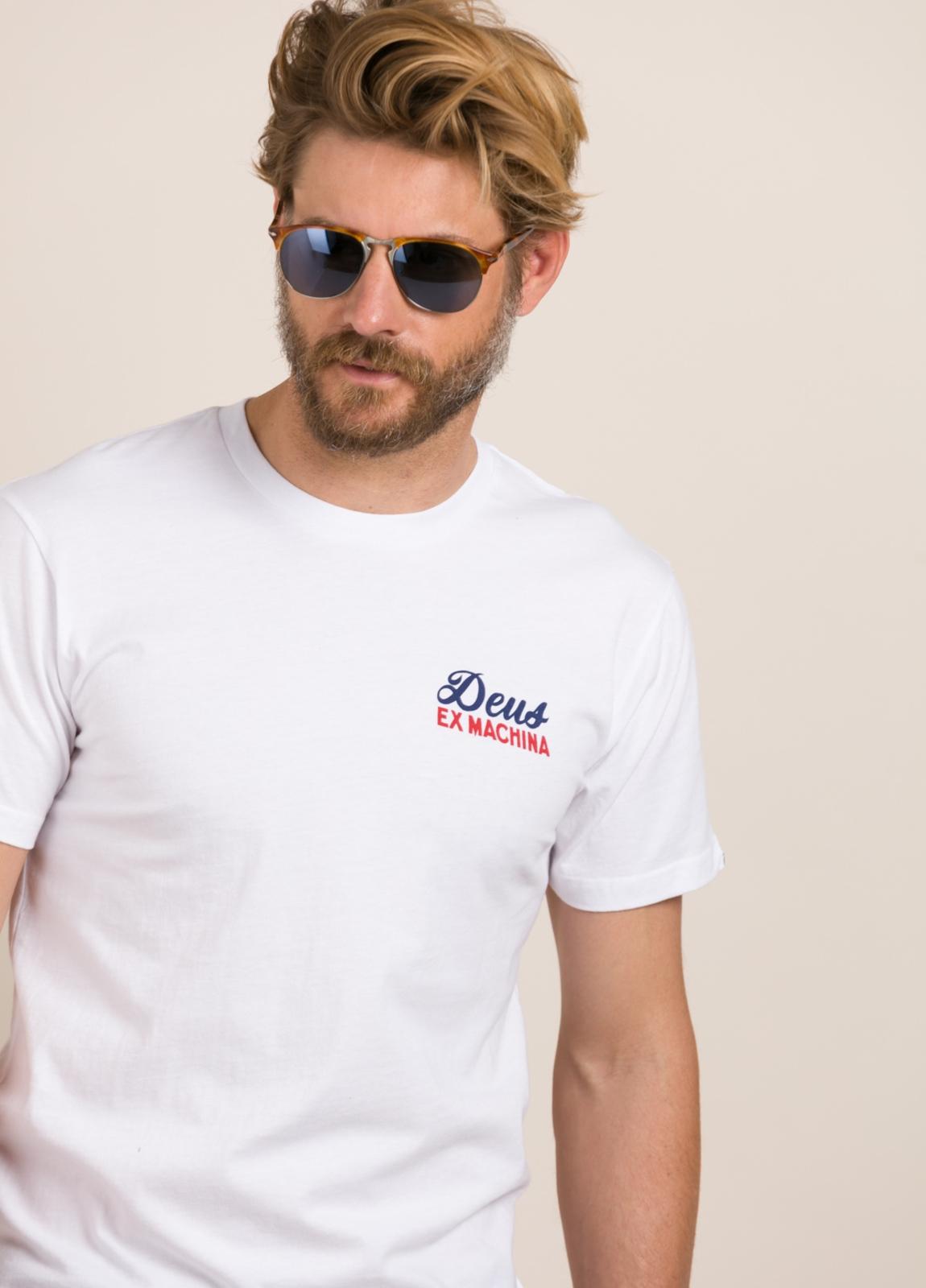 Camiseta DEUS blanco - Ítem2