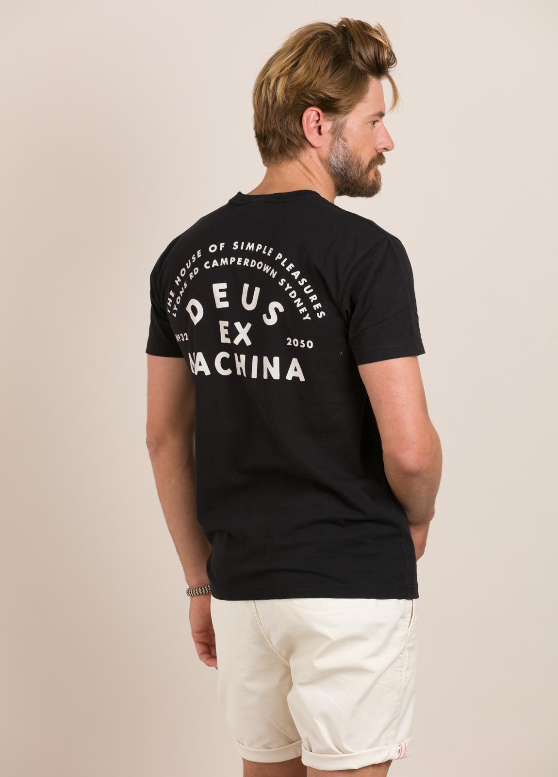 Camiseta DEUS negro - Ítem2