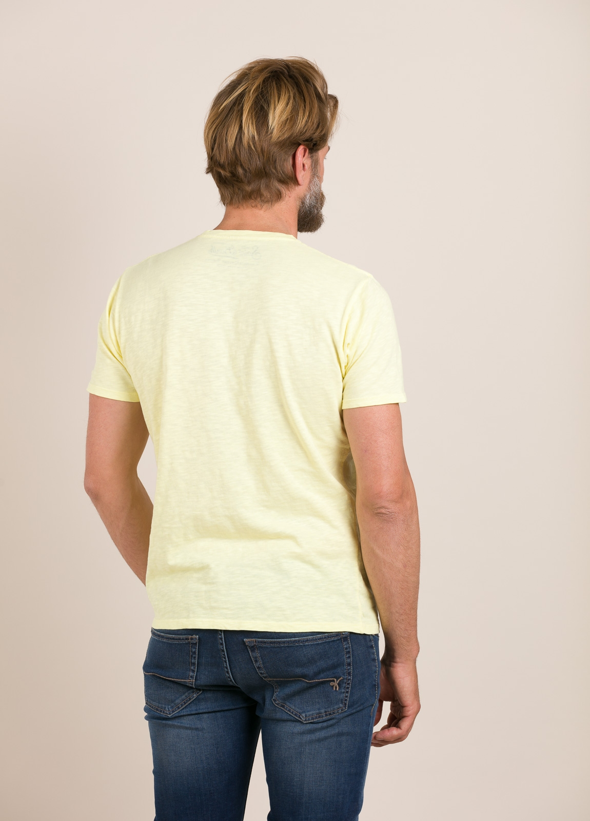Camiseta MC2 cuba libre amarillo - Ítem1