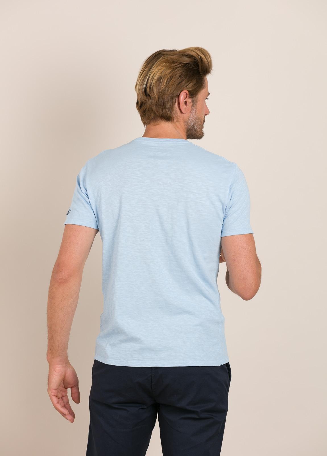 Camiseta MC2 piña colada celeste - Ítem1