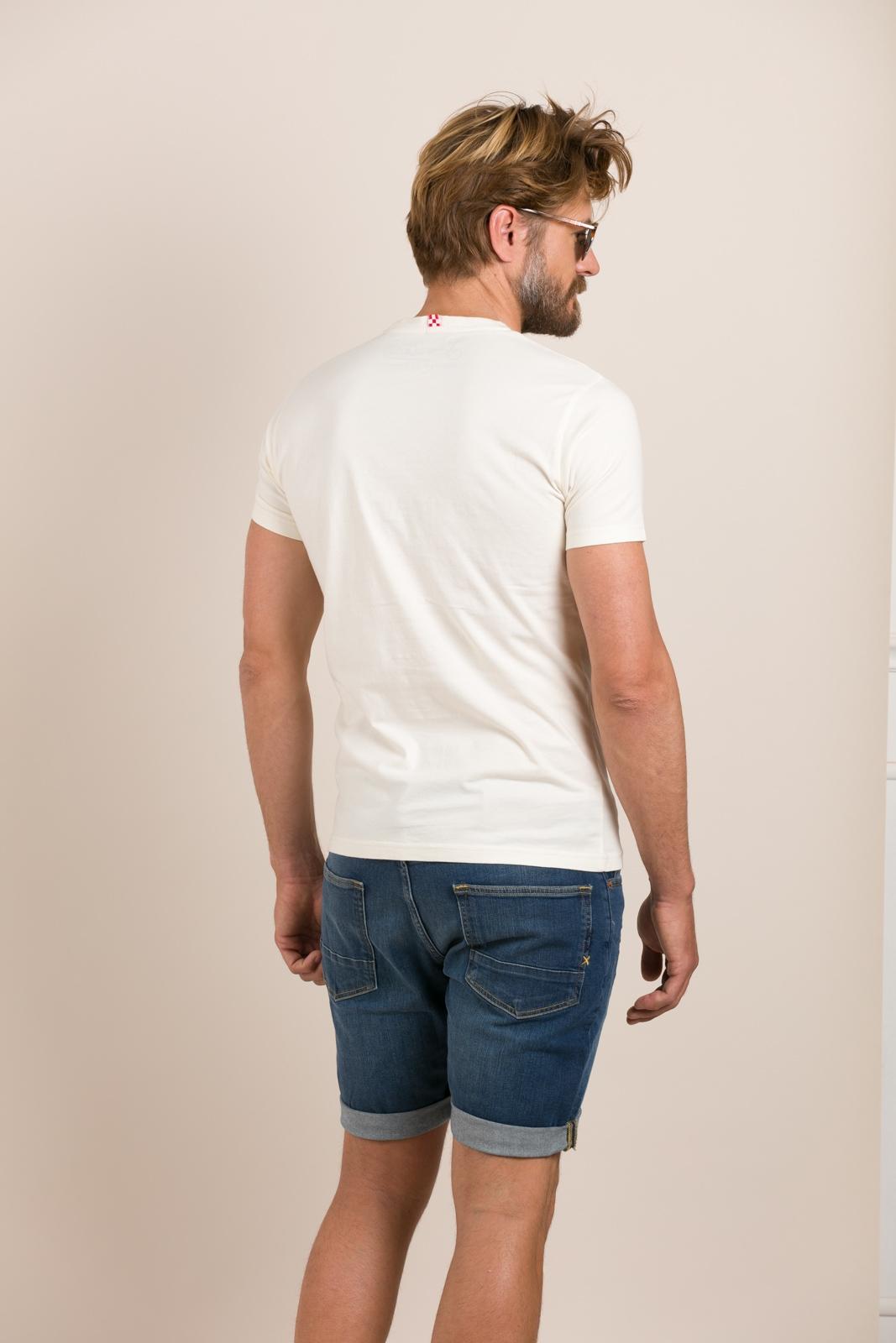 Camiseta MC2 estampado gráfico surf - Ítem1