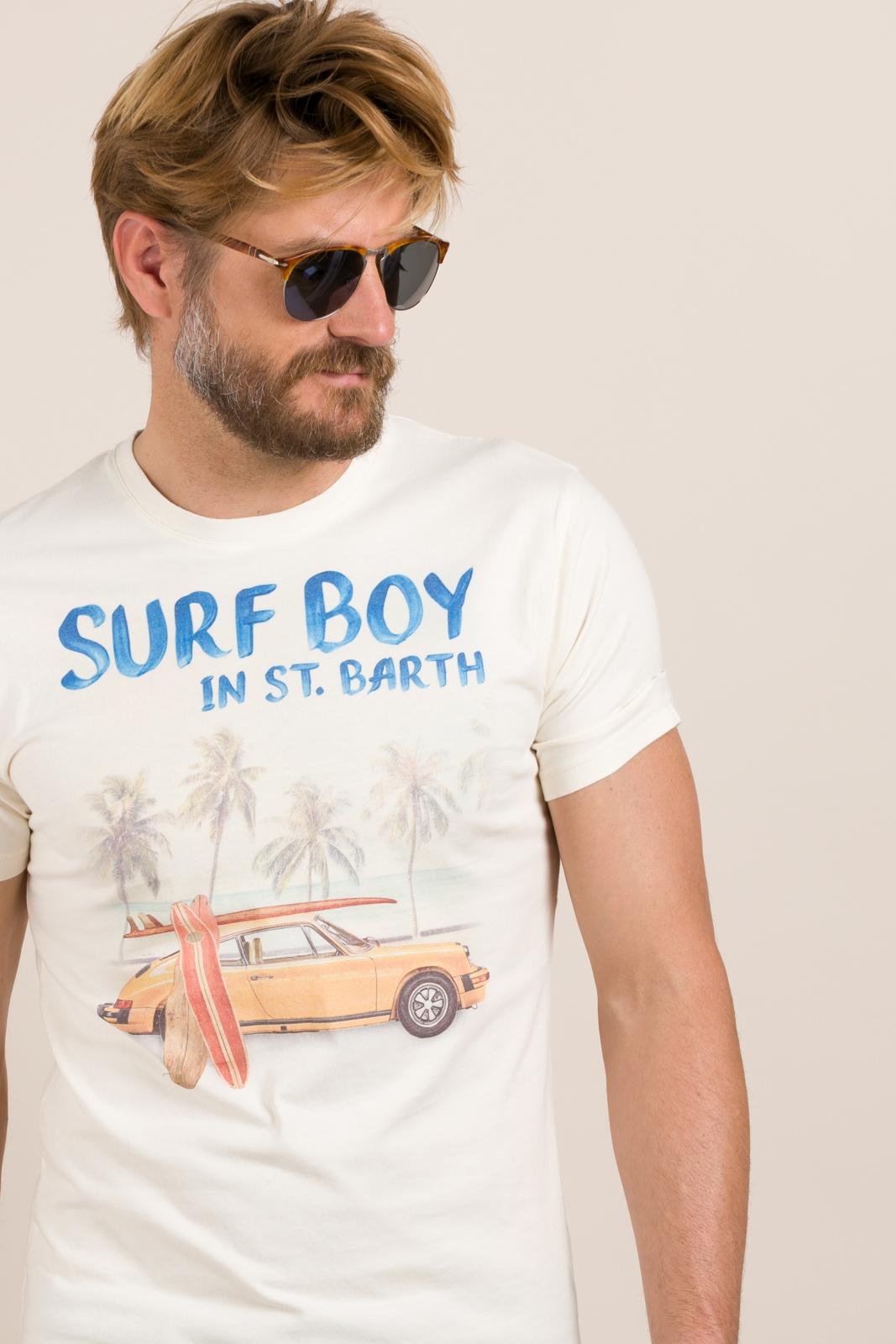 Camiseta MC2 estampado gráfico surf - Ítem2