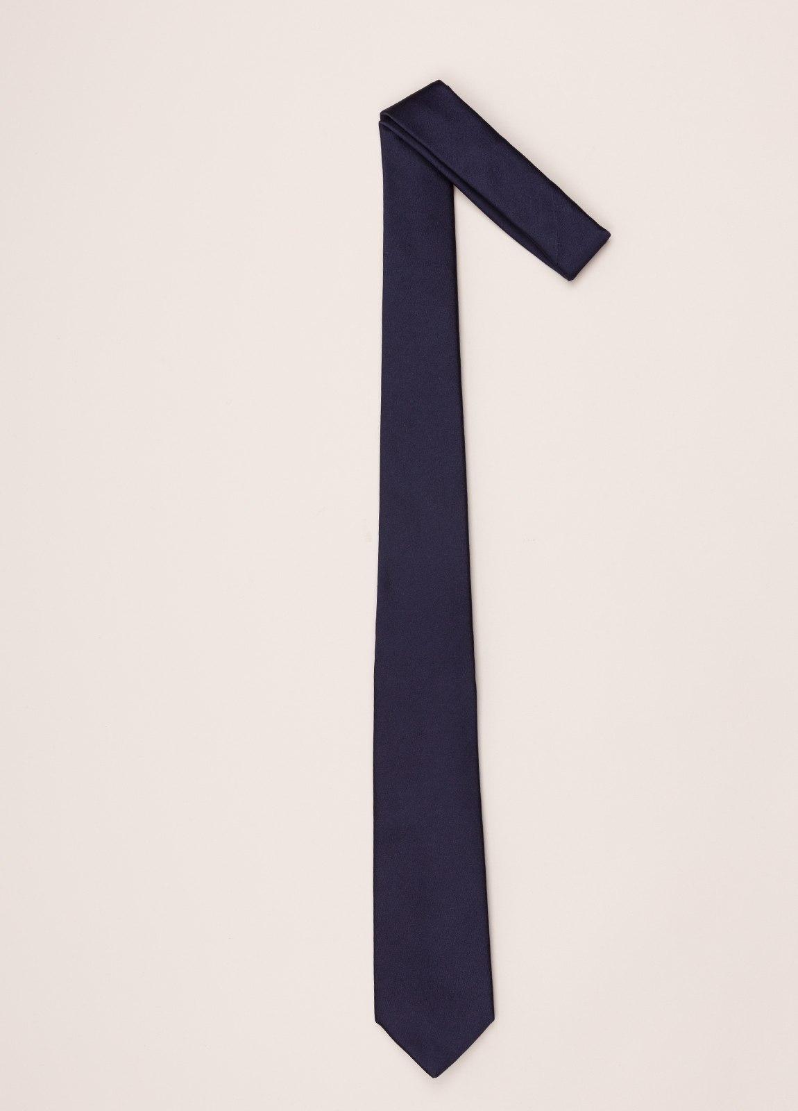 Corbata FUREST COLECCIÓN marino liso - Ítem1