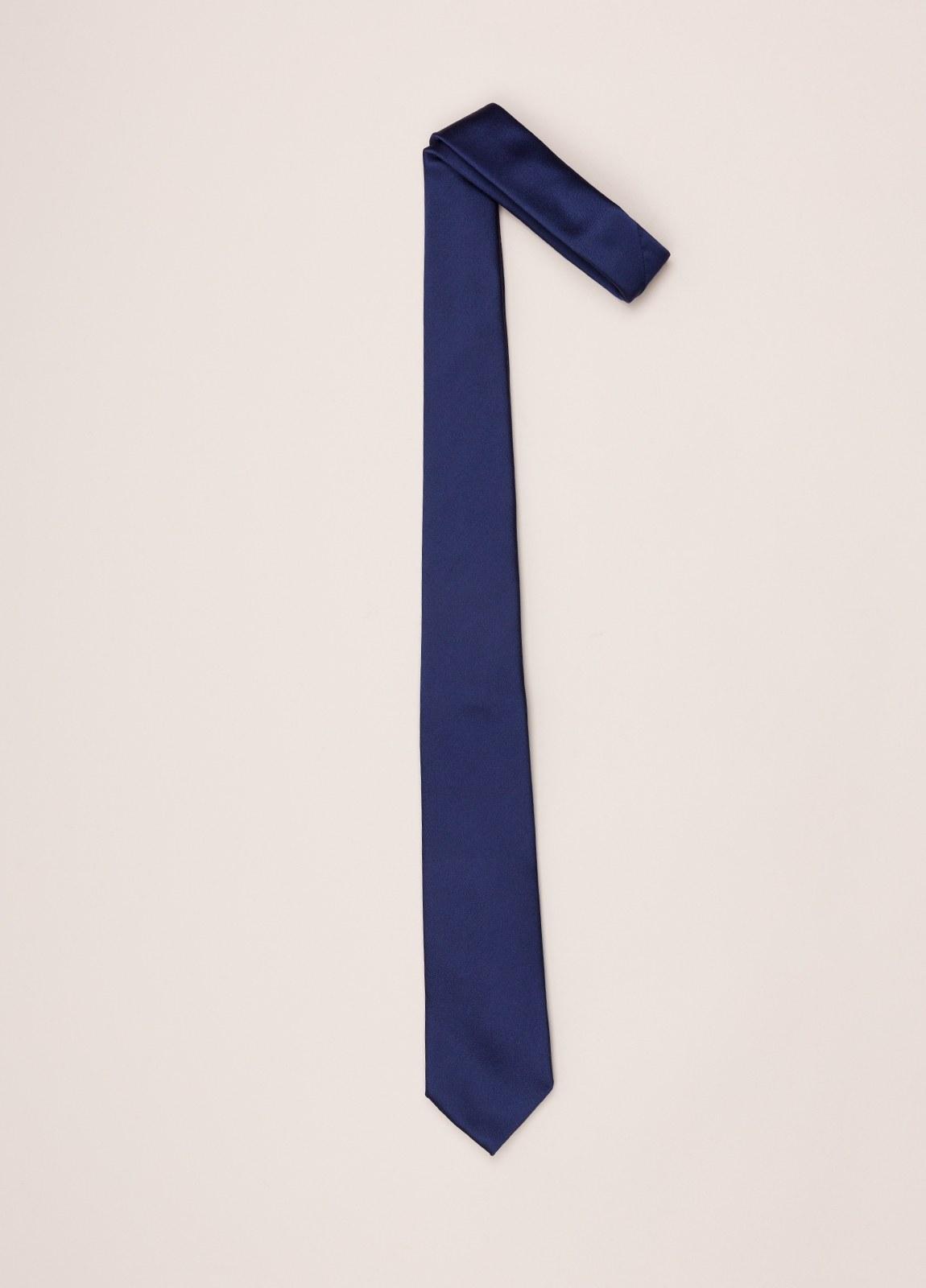 Corbata FUREST COLECCIÓN azul liso - Ítem1