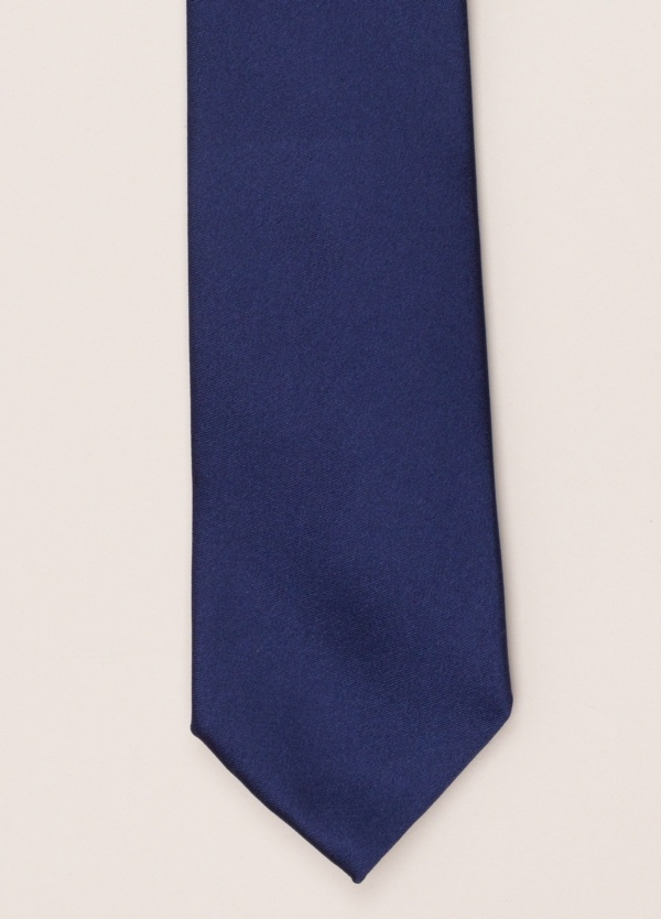 Corbata FUREST COLECCIÓN azul liso