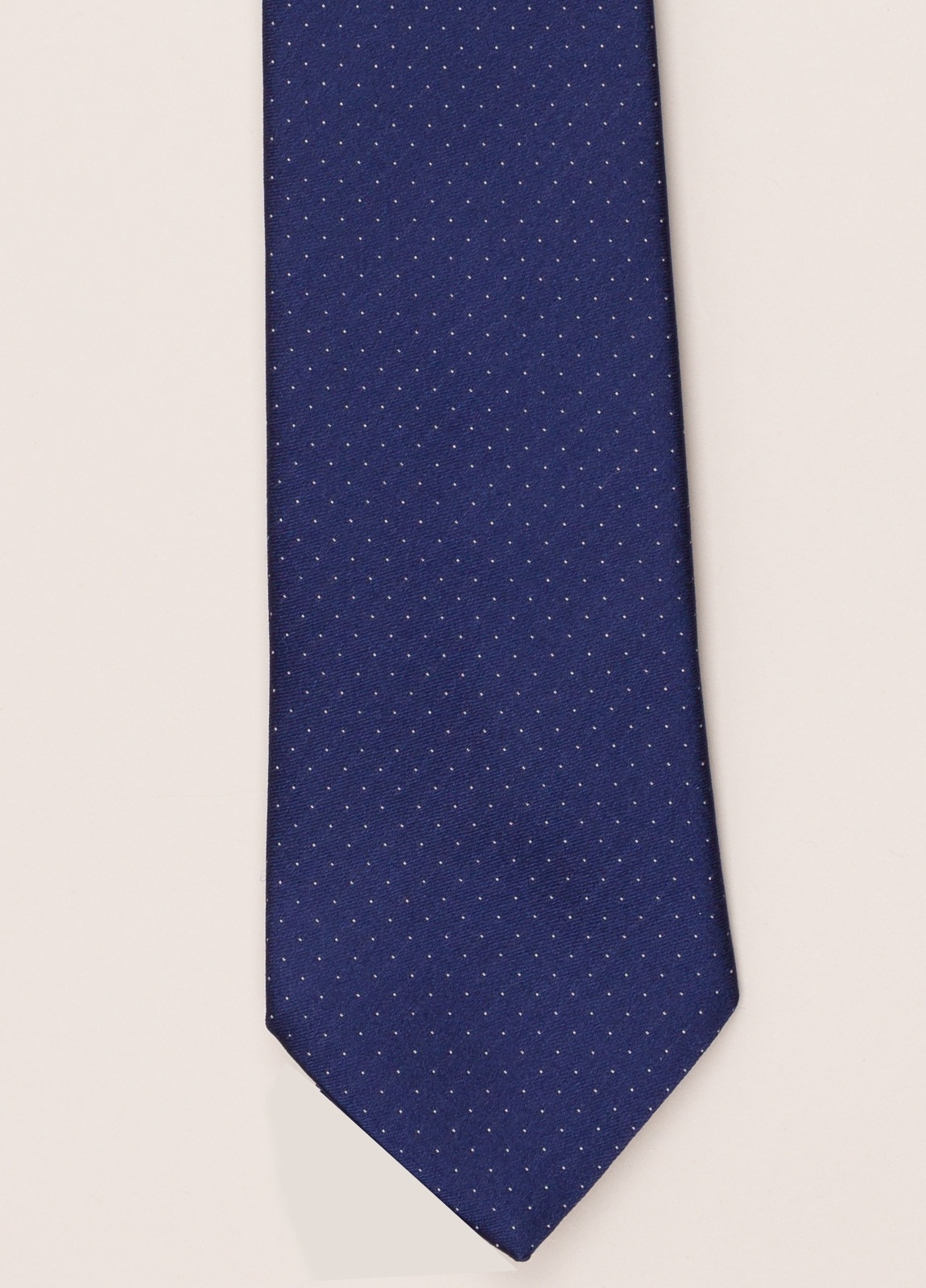 Corbata FUREST COLECCIÓN azul topito