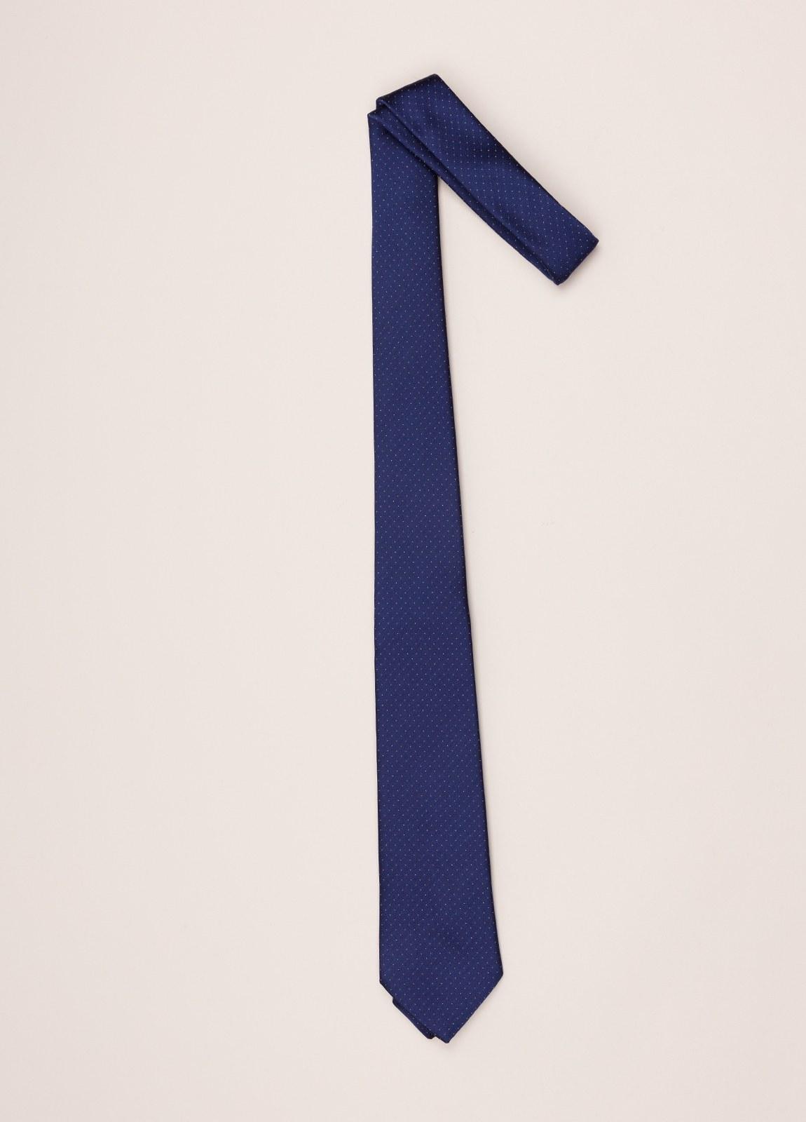 Corbata FUREST COLECCIÓN azul topito - Ítem1