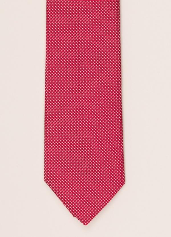 Corbata FUREST COLECCIÓN dibujo rojo