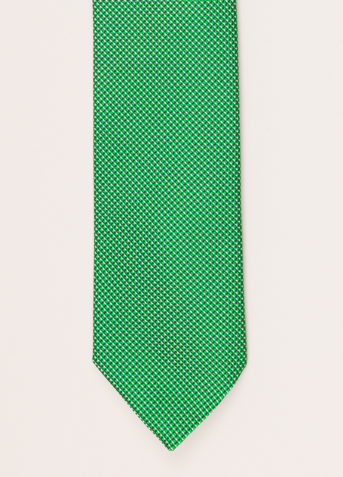 Corbata FUREST COLECCIÓN dibujo verde
