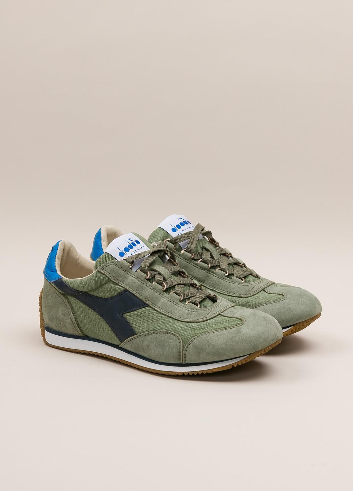 Sneakers DIADORA color verde - Ítem2
