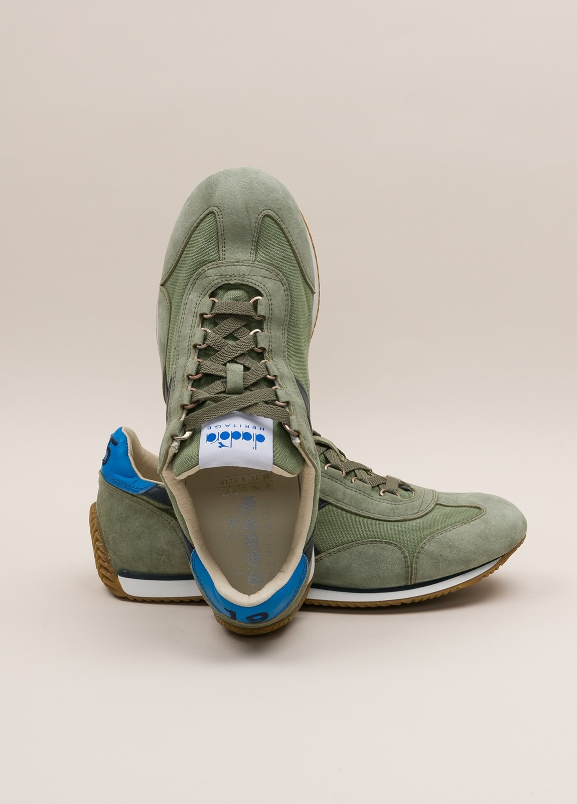 Sneakers DIADORA color verde - Ítem4