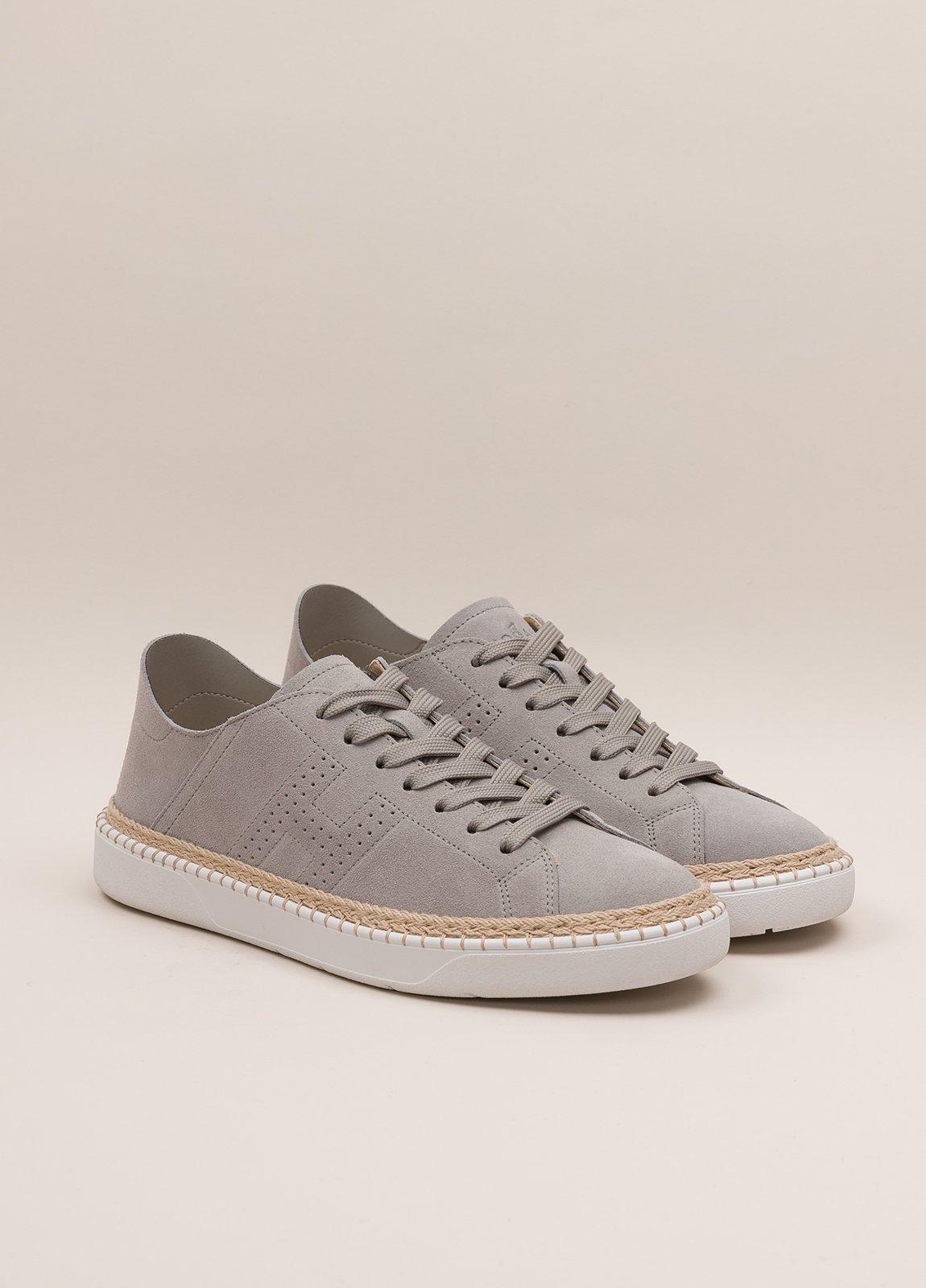 Calzado sport HOGAN gris - Ítem3
