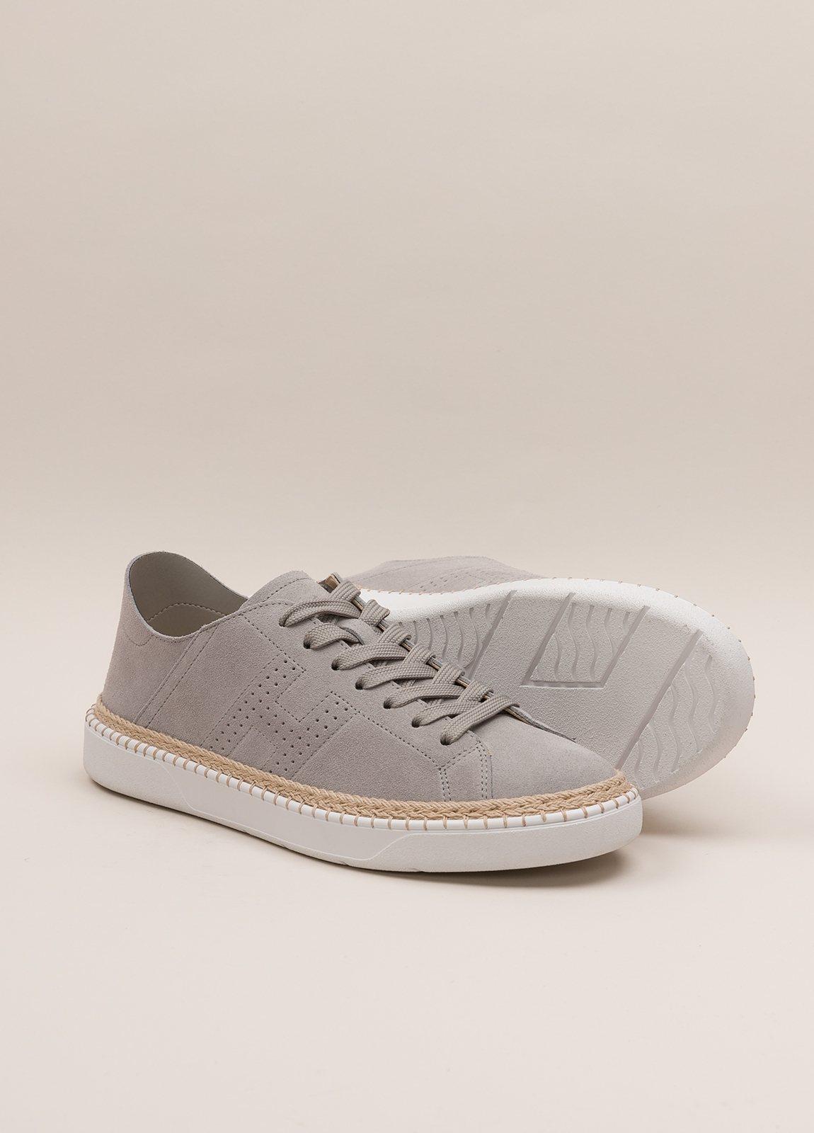 Calzado sport HOGAN gris - Ítem2