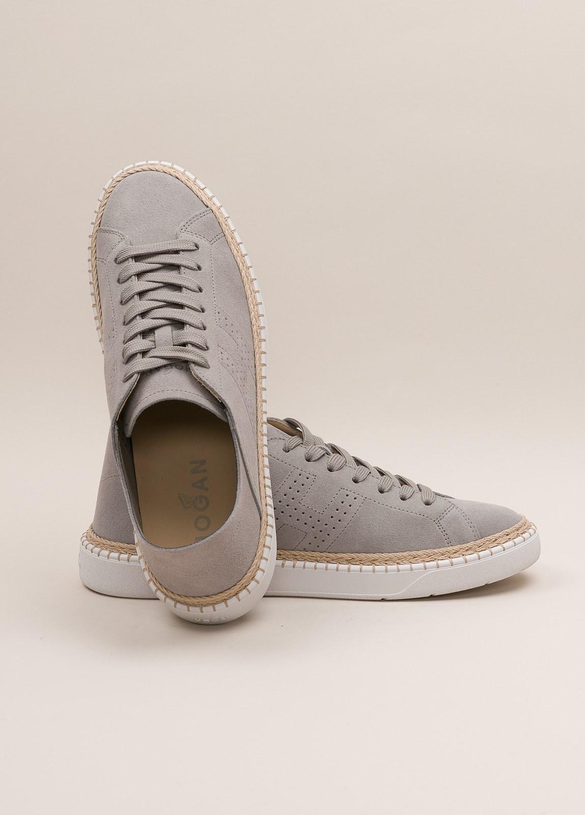 Calzado sport HOGAN gris - Ítem4
