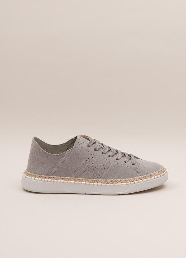 Calzado sport HOGAN gris