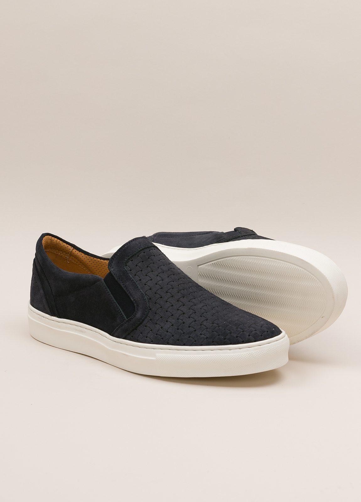 Calzado CALCE color azul marino - Ítem1