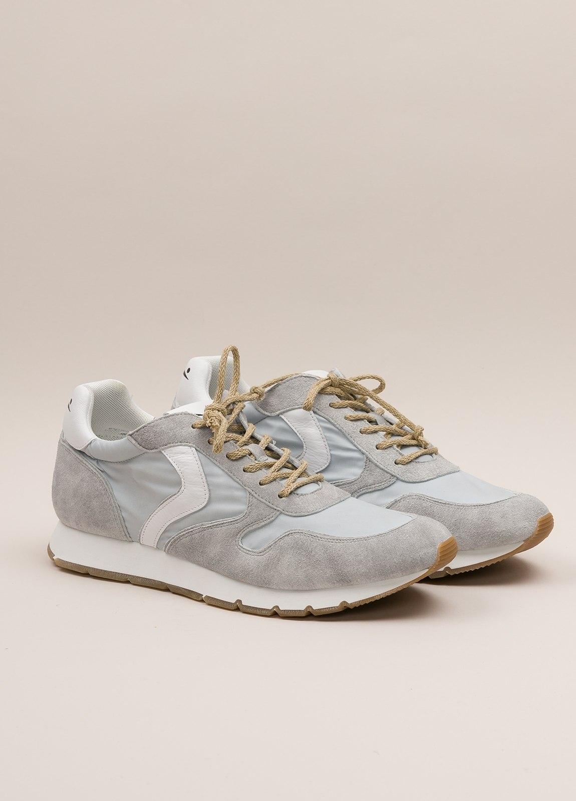 Zapatillas casual VOILE BLANCHE gris claro - Ítem1